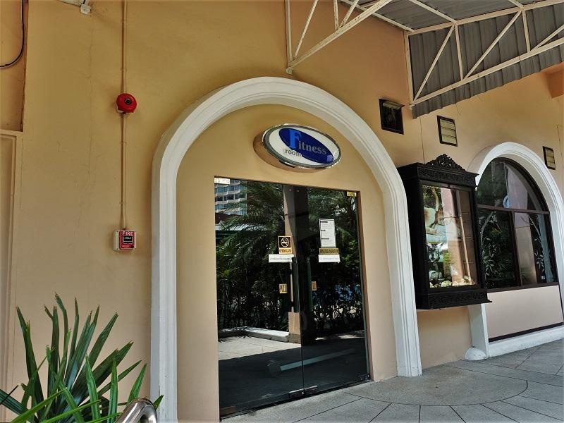 インペリアル メー ピン ホテル(The Imperial Mae Ping Hotel)トレーニングルーム