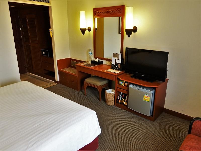 インペリアル メー ピン ホテル(The Imperial Mae Ping Hotel)客室