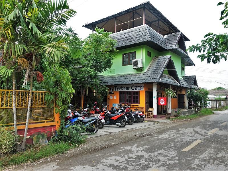 トレッカー キャンプ チェンマイ ホステル(Trekker Camp Chiang Mai)