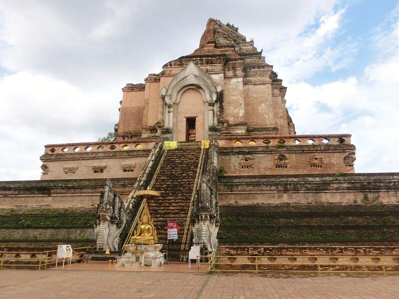 ワット・チェディルアン(Wat Chedi Luang)