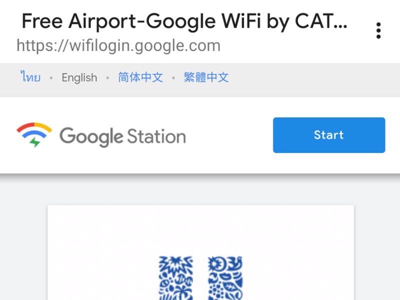 free airport-google wifi by catのスタート