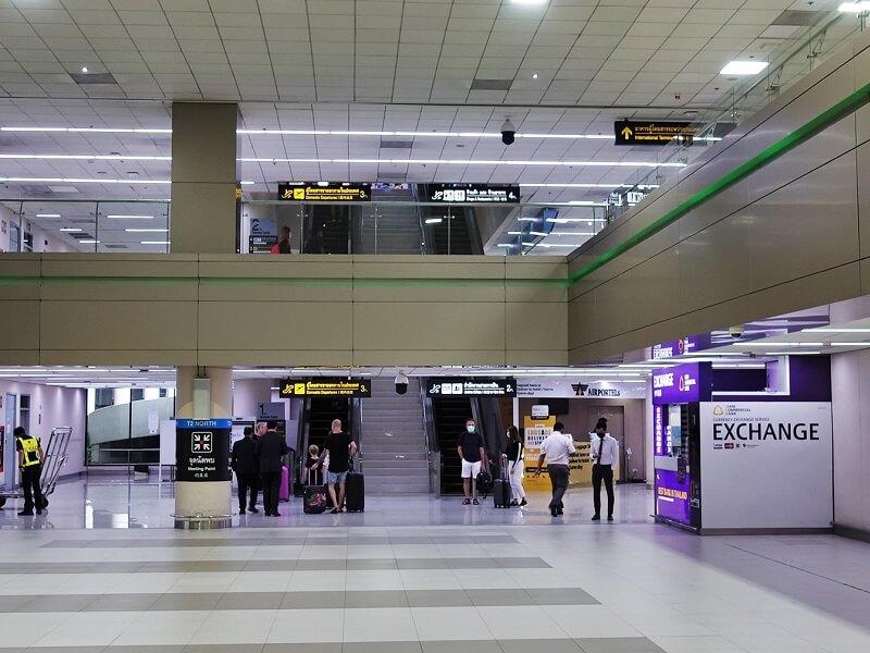 ンムアン空港国内線ターミナルのAIRPORTELs(エアポーテルズ)