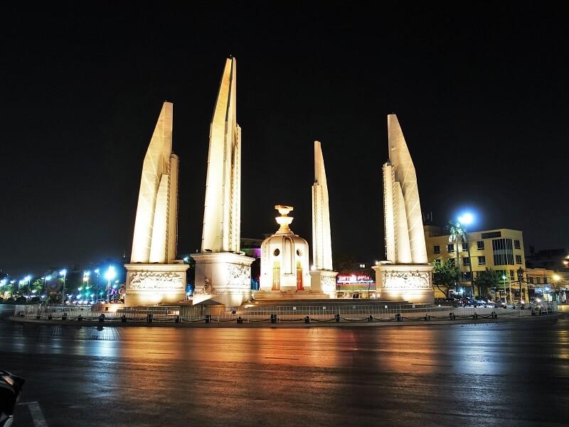 デモクラシーモニュメント(民主記念塔)