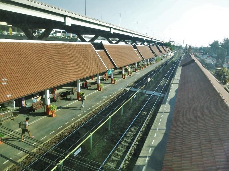 ドンムアン鉄道駅