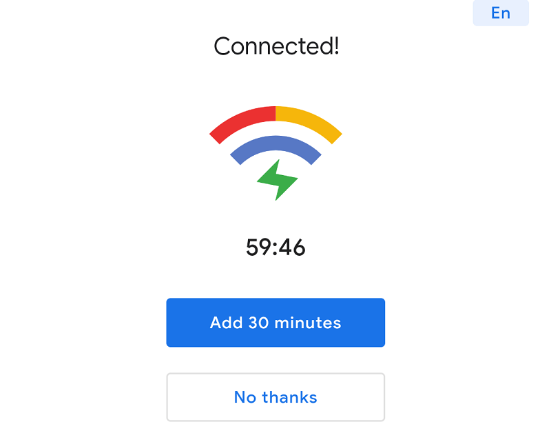 free airport-google wifi by cat