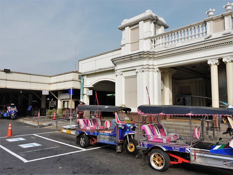 バンコク鉄道駅