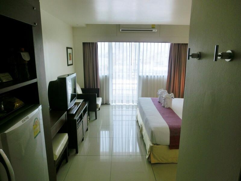 グランドホテル パタヤ(Grand Hotel Pattaya)客室