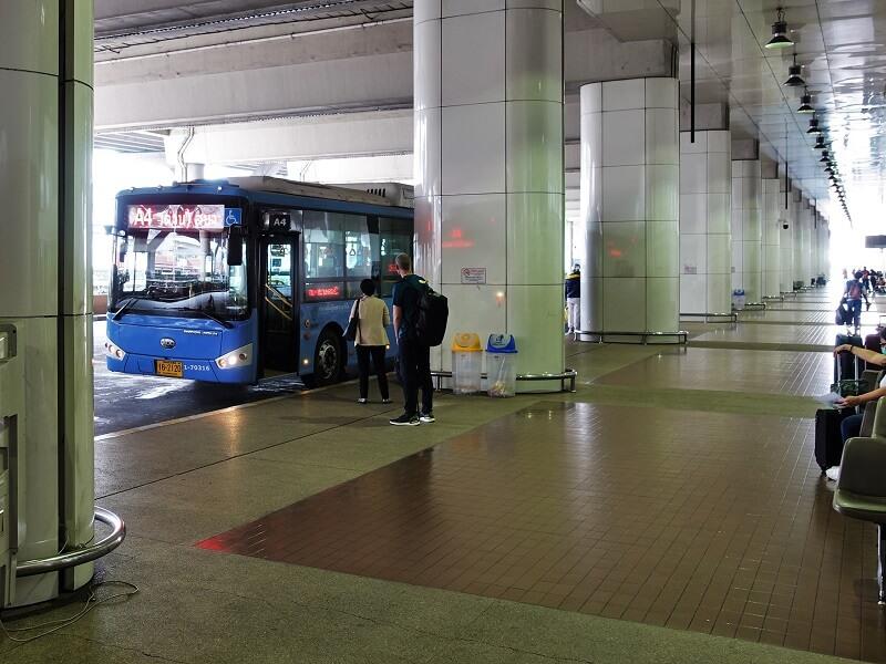 ドンムアン空港A4エアポートバス