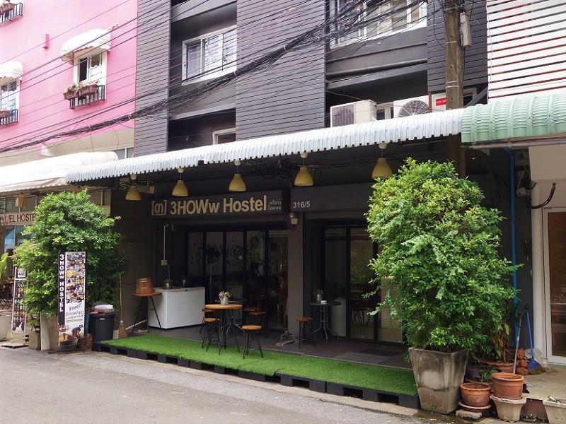3ホウ ホステル カオサン(3HOWw Hostel Khaosan)
