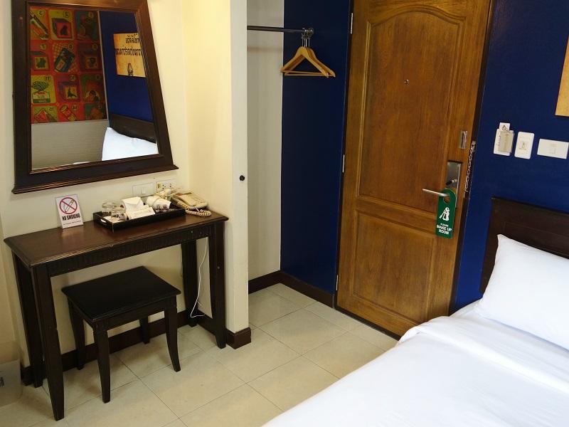 ザ マルベリー バンコク カオサン ロード(The Mulberry Bangkok Khaosan Road)客室