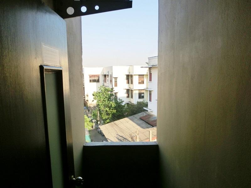 カオサン パーク ホテル(Khaosan Park Hotel)バルコニー