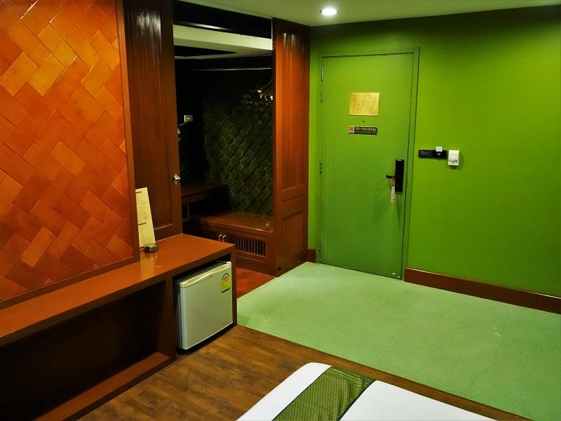 ダン ダゥーム ホテル(Dang Derm Hotel)客室