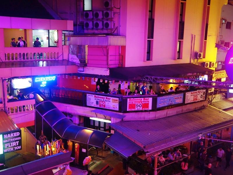 ナナプラザ内にあるラブホテル