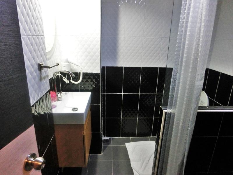 サクラ スカイ レジデンス(Sakura Sky Residence)洗面所