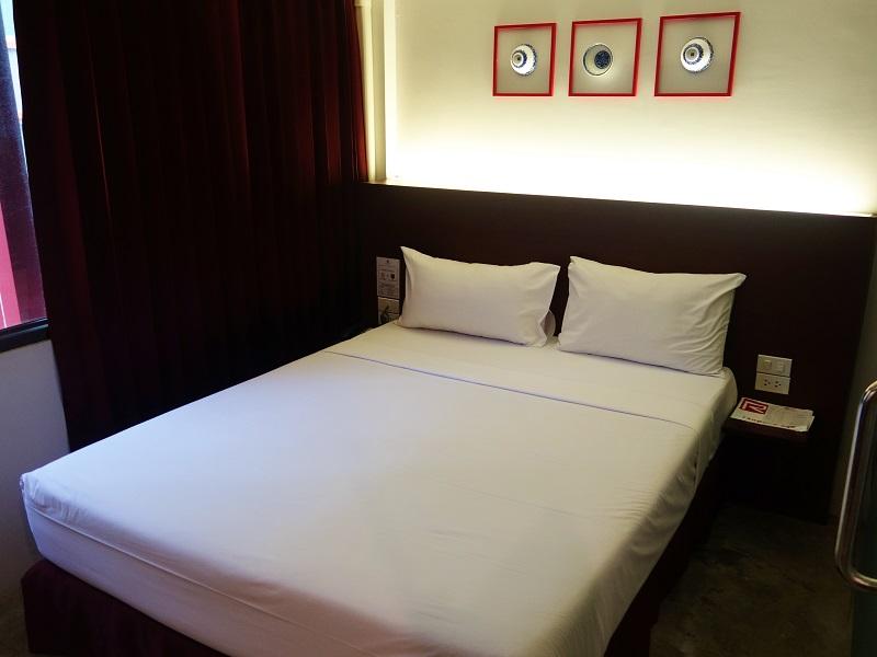 ルアムチット プラザ ホテル(Ruamchitt Plaza Hotel)ベッド
