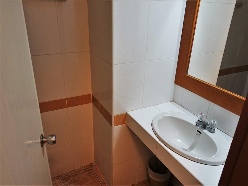 P.72 ホテル(P.72 Hotel)洗面所