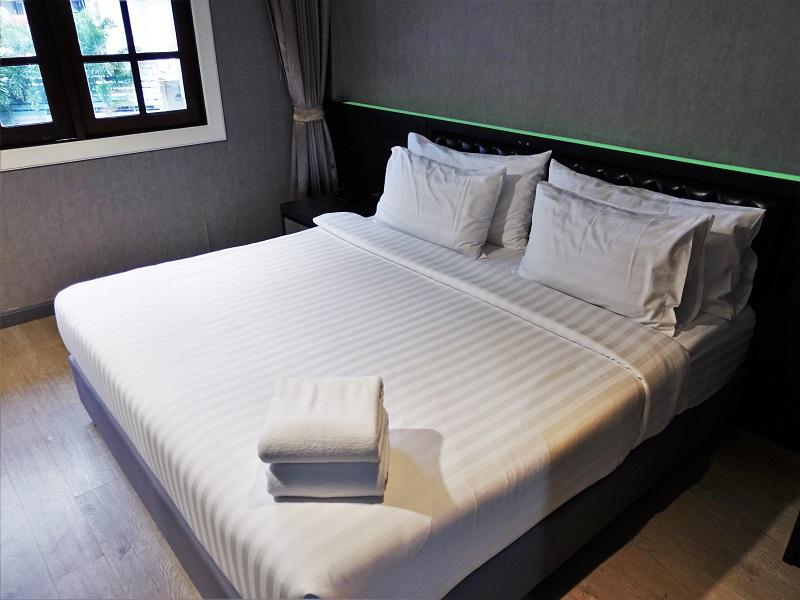ザ グリーン ビュー(The Green View)ベッド
