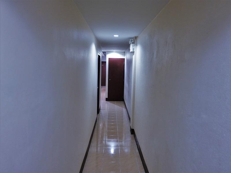 ウォーキング ストリート ゲストハウス(Walking Street Guest House)廊下
