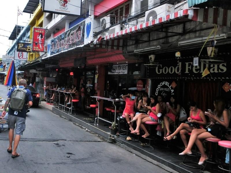 タイにおける人身売買の実態
