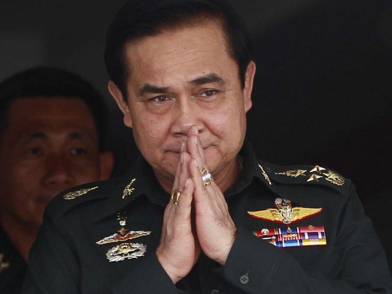 プラユット・チャンオチャ(現タイ首相)